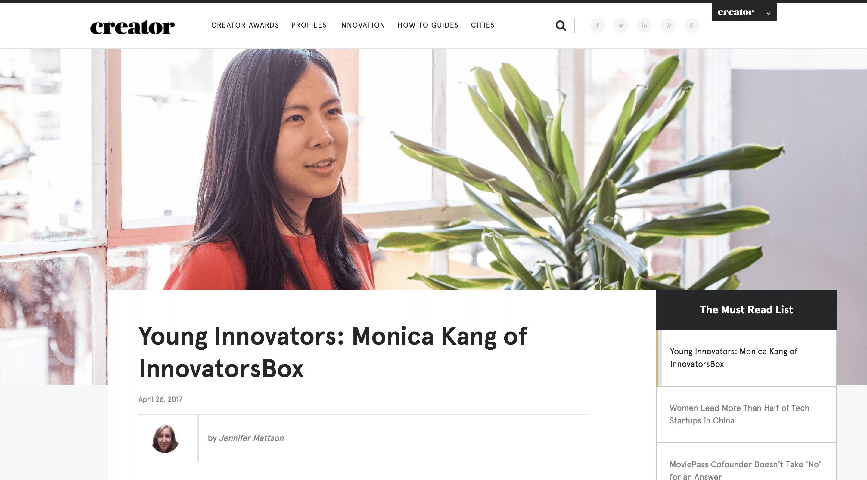 Monica Kang | WeWork