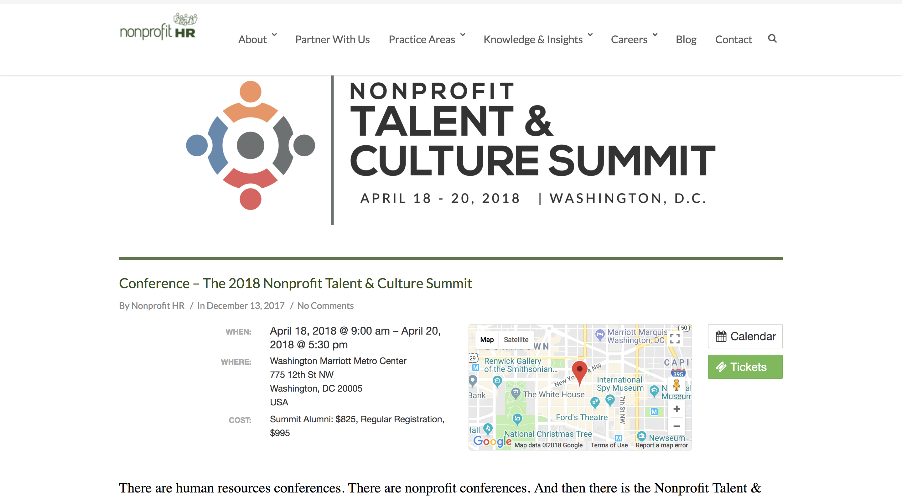 Monica Kang | Nonprofit Talent & Culture Summit